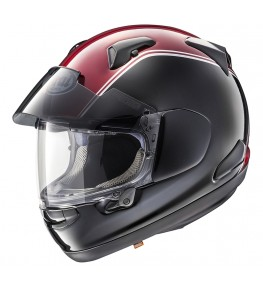 Casque ARAI QV-PRO Gold Wing Red taille