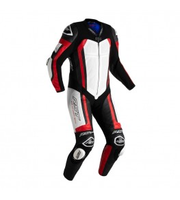 Combinaison RST Pro Series Airbag cuir - rouge taille XS