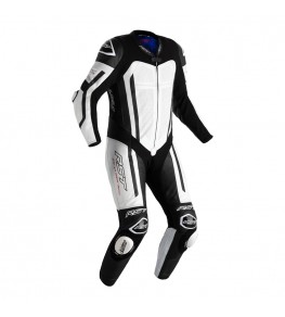 Combinaison RST Pro Series Airbag cuir - blanc taille XS