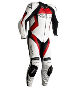Combinaison RST Tractech EVO 4 CE cuir - rouge taille S
