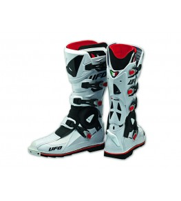 Bottes UFO Recon E-AHL blanches taille 40
