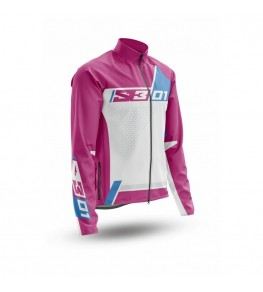Veste S3 Collection 01 - rose taille L