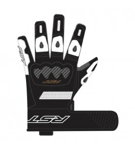 Gants RST Freestyle II cuir blanc taille XS