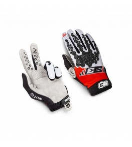 Gants S3 Nuts - rouge taille L